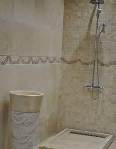 Dallage Travertin Extérieur : 1000 ideas about parement pierre naturelle on pinterest ~ Edinachiropracticcenter.com Idées de Décoration