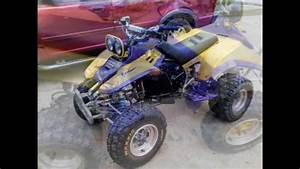Stolen Yamaha Warrior 350