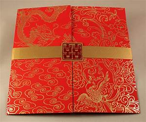 chinese wedding invitation card With blank chinese wedding invitations