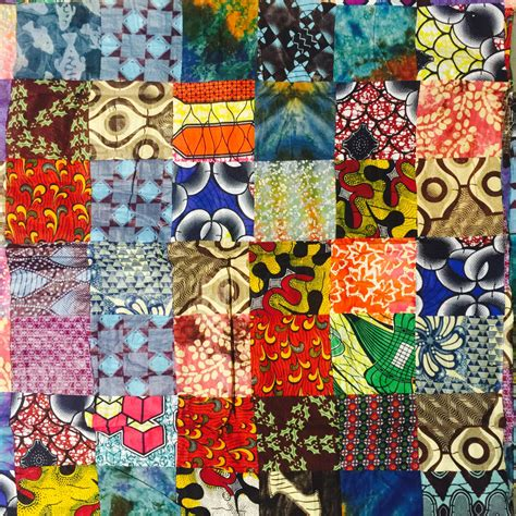african patchwork fabric  yard perfect  quiltingafrican