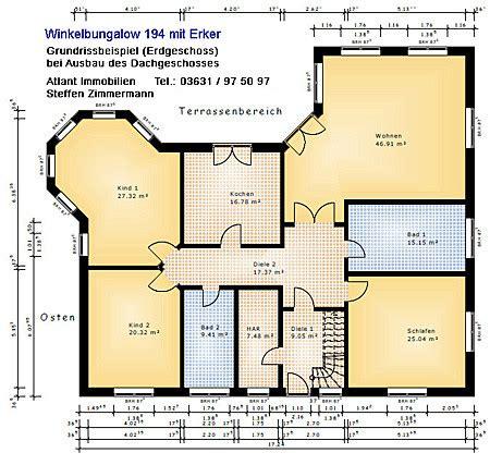 Winkelbungalow Grundriss 150 Qm by Bungalow Grundriss 150 Qm