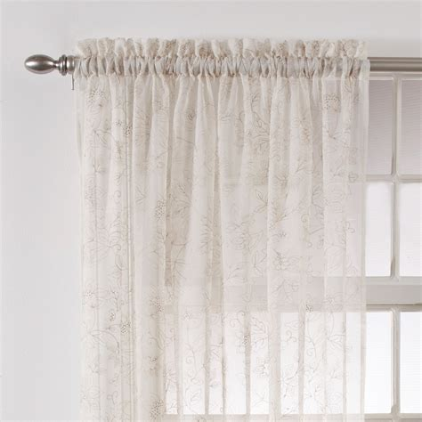 embroidered lace sheer curtains curtain menzilperde net