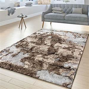 Teppich Wohnzimmer Modern : designer teppich kurzflor teppich mit floral ornament wohnzimmer teppich grau moderne teppiche ~ Sanjose-hotels-ca.com Haus und Dekorationen