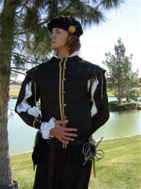 misty thicket clothing mens renaissance outfits william