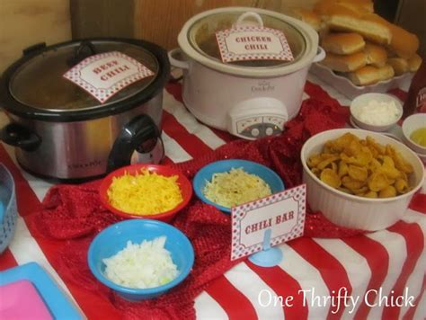 carnival food ideas one thrifty chick first birthday carnival party carnival circus cing neighborhood