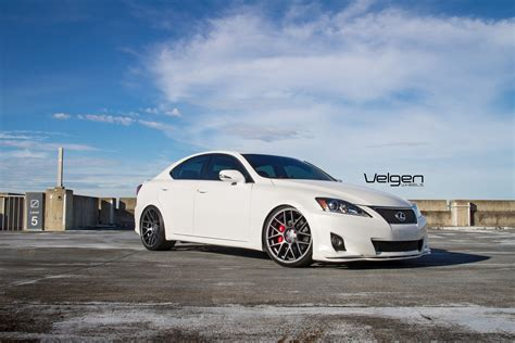 Lexus Is250  Velgen Wheels Vmb7 Matte Gunmetal 20x9