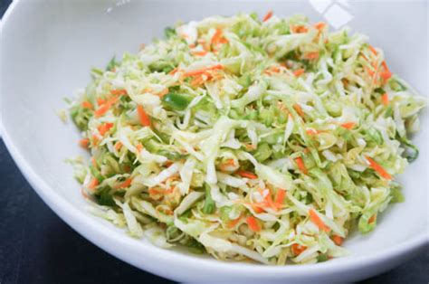 coleslaw recipe vinegar sweet vinegar slaw chinese grandma