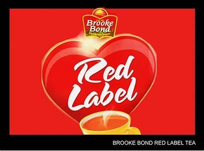 Tea Brands Label India Bond Brooke Brand