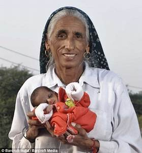 The World's Oldest and Youngest Mothers - PositiveMed