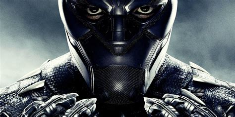 Black Panther Gets Better Costume New Trailer