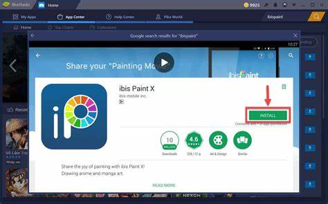 How to download, install and use ibis paint x on your windows computer. Ibis Paint X For PC (Windows 10/8/7 and Mac OS) Free Download - Windows 10 Free Apps | Windows ...