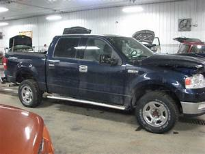2004 Ford F150 Pickup Automatic Transmission 4x4 96536