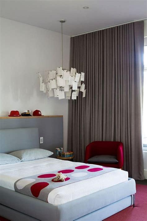 luminaire pour chambre adulte chambre gris et une chambre adulte très élégante