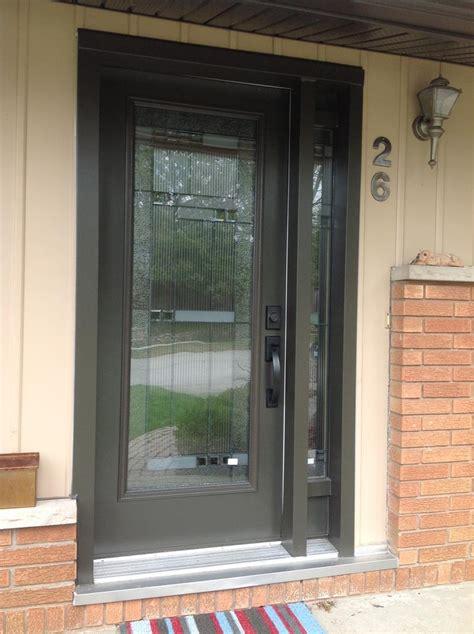 doors front homes door glasswork