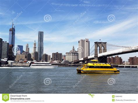 Ferry Boat Rides Nyc by New York City Water Taxi And Seastreak Ferry Boat Ride In