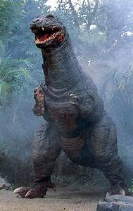 Godzilla vs. King Ghidorah (1991) – Anonymous Duck