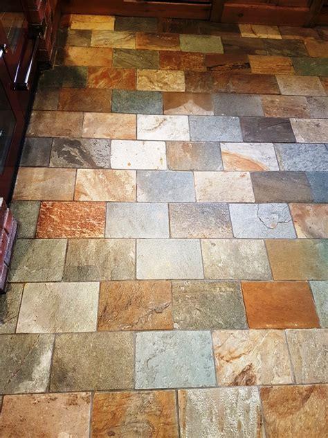 slate kitchen tile refreshing dull slate kitchen floor tiles in ticknall 2307