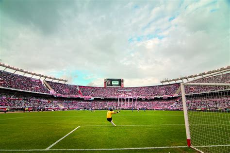 Experience a Football Match at the River Plate Stadium in ...