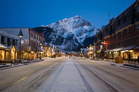 Backpackers Guide To Banff Canada