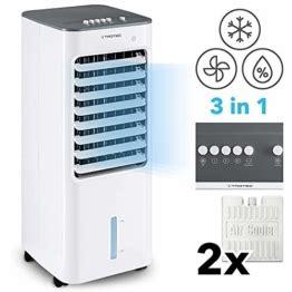 mobiles klimagerät leise klimaanlagen ohne abluftschlauch vergleich test f 252 r 2019