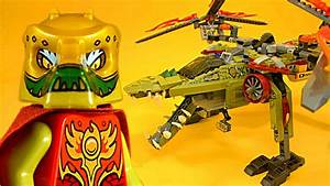 LEGO Chima 70227 King Crominus' Rescue - YouTube