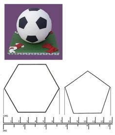 kit box cutters football cutters hexagon  pentagon
