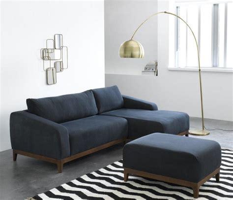 canape bleu marine 15 inspirations déco en bleu marine joli place
