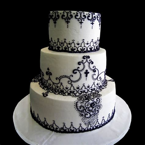 and black wedding cakes black and white cake designs birthdays archives decorating of