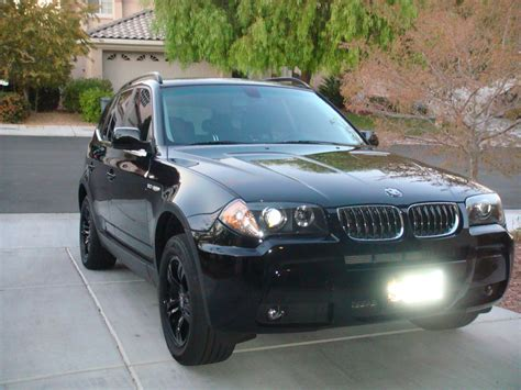 Bmw X3 Modification th1rd 2006 bmw x3 specs photos modification info at