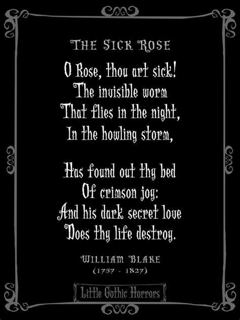 gothic horrors delightfully dark quotes