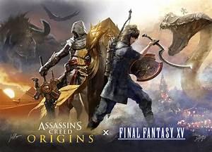 Final Fantasy XV and Assassin's Creed Collaboration