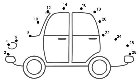 car connect  dots count   transportation