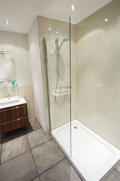Tiling Panels For Bathrooms by Nuance Laminate Panelling Is An Ideal Alternative To