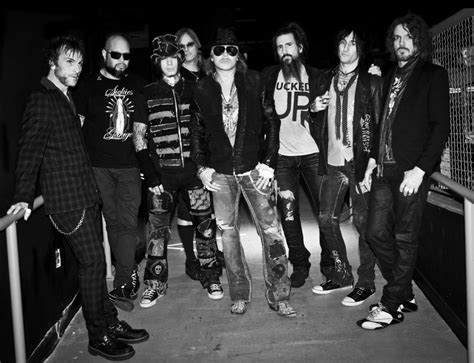 Guns N' Roses' Next Record Is 'close To Being Done,' Dizzy