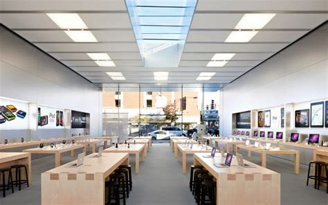 'next Generation' Design Of Apple Stores Detailed; To