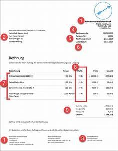 Rechnung Pflichtangaben : rechnungsprogramm invoiz rechnung schreiben so geht 39 s ~ Themetempest.com Abrechnung