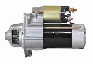 Starter Motor Iseki Gc2300 Engine 228000