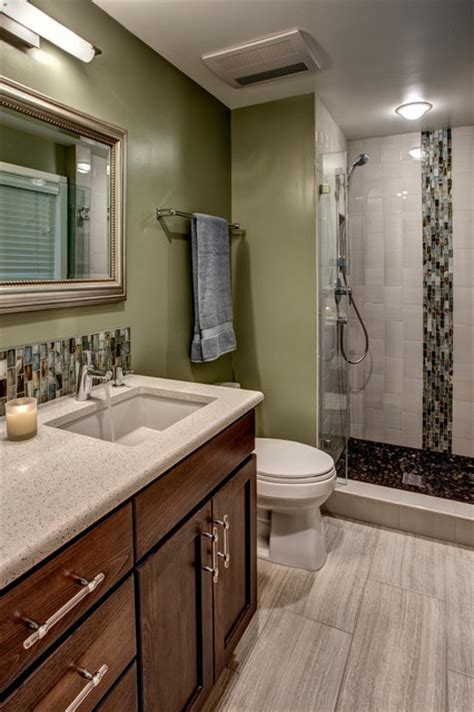 houzz bathroom design small master bath bellevue contemporary bathroom