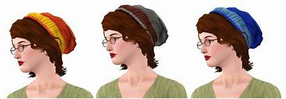 Beanie University Hair Hairstyle Sims Male Ages
