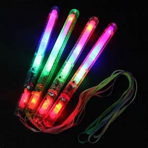 Multi Color 7 Modes LED Flashing Light Stick