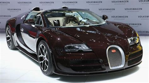 How Much Horsepower Does The Bugatti Veyron Have