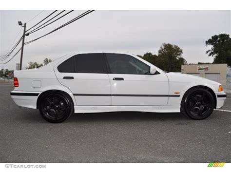 Alpine White 1997 Bmw 3 Series 318i Sedan Exterior Photo