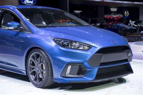 Geneva 2015: Ford Focus RS