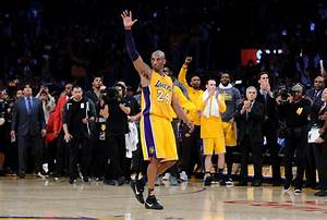 Remembering Kobe Bryant39s 20 Year Career With The Lakers