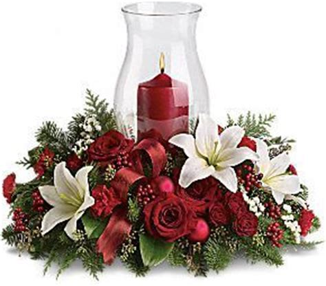 Candle Centerpieces For Dining Room Table by Christmas Centerpiece Candles Photo 18315059 Fanpop