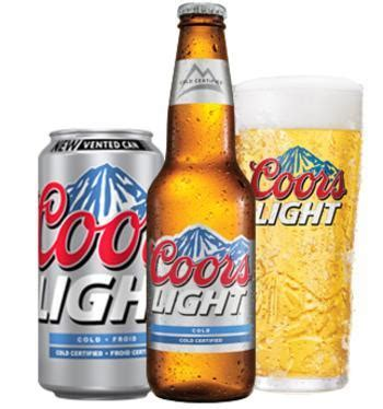How Much Is In Coors Light by How Much Is In Coors Light