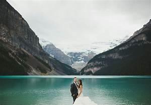A Rustic Elegant Wedding In Lake Louise Weddingbells