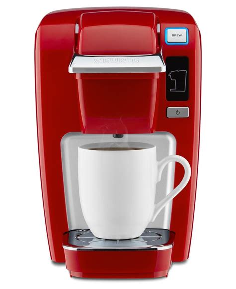 Derek rose is the coffee and tea expert for the spruce eats. K-Mini™ K15 Single-Serve K-Cup Pod Coffee Maker & Reviews ...