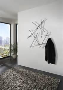 designer wandgarderobe garderobe wandgarderobe matches klein edelstahl spinder design