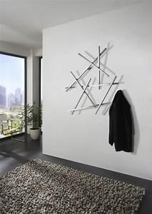 Design Garderobe Edelstahl : garderobe wandgarderobe matches klein edelstahl von ~ Michelbontemps.com Haus und Dekorationen